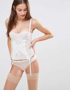 Свадебный корсаж Wonderbra Refined Glamour - Белый
