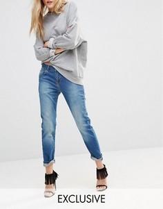 Классические джинсы бойфренда Northmore - Синий