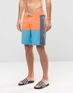 Синие шорты для плавания Hollister - Темно-синий