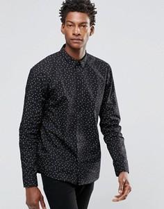 Рубашка с длинными рукавами Religion - Черный