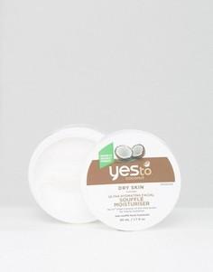 Увлажняющее средство для лица Yes To Coconuts - 50 мл - Бесцветный