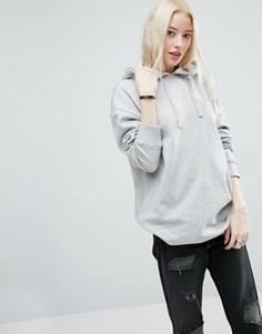 Oversize-худи ASOS Ultimate - Серый