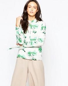 Рубашка с принтом Minimum Lican - Зеленый