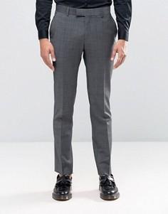 Супероблегающие брюки Ben Sherman Camden - Черный