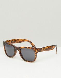 Складные солнцезащитные очки Vans Spicoli VUNKFZF - Коричневый