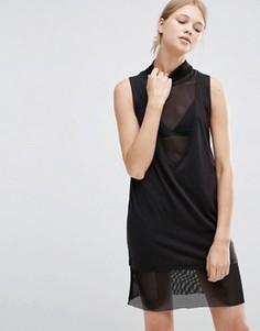 Платье Cheap Monday Knock - Черный
