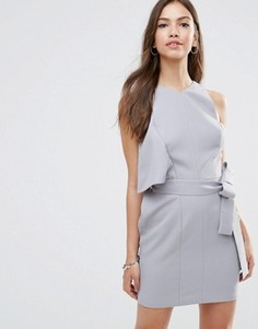 Платье мини Isla Curiosity - Серый