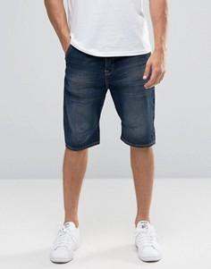Джинсовые шорты Tokyo Laundry - Синий