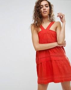 Платье d.RA Shanna - Оранжевый