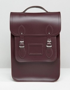 Рюкзак The Cambridge Satchel Company Portrait - Фиолетовый
