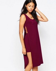 Платье Love - Красный