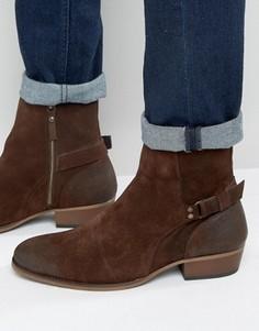 Замшевые ботинки House Of Hounds Steele Jodphur - Коричневый