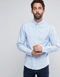 Оксфордская рубашка Only & Sons - Синий