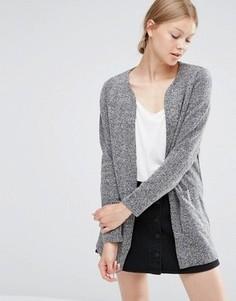 Кардиган с карманами Vero Moda - Серый