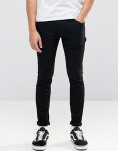 Черные джинсы скинни Jack & Jones Intelligence - Черный