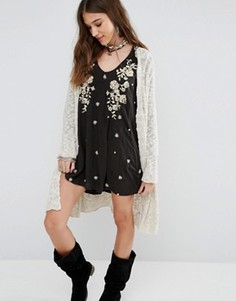 Кардиган Free People Free Spirit - Белый