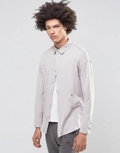 Рубашка Systvm Benno - Бежевый