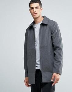 Куртка-макинтош Another Influence - Серый