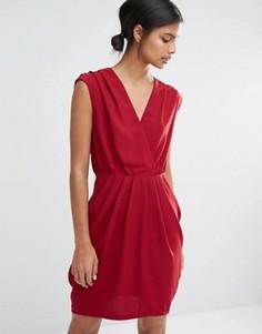 Платье без рукавов Y.A.S Amber - Красный