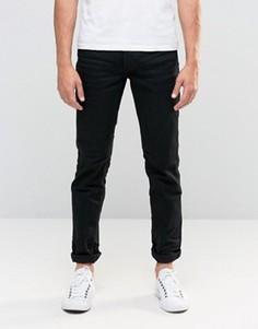 Черные джинсы классического кроя Jack & Jones Intelligence - Черный