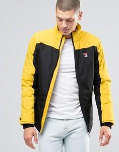 Куртка с флисовой подкладкой Fila Vintage - Черный