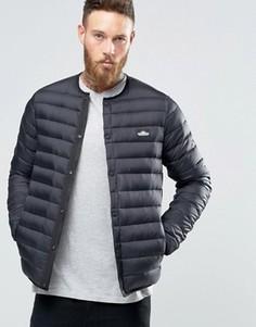 Легкая стеганая дутая куртка Penfield Chillmark - Черный