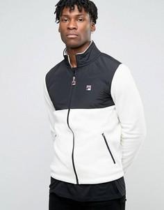 Флисовая куртка Fila Vintage - Белый