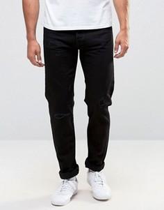 Узкие джинсы Edwin ED-80 - Черный