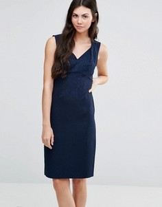 Платье Minimum Donnie - Темно-синий