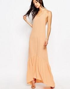 Платье макси Flynn Skye Topanga - Розовый