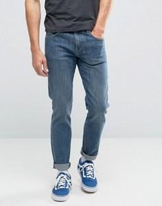 Зауженные джинсы Dr Denim Snap - Синий