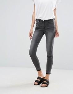 Серые облегающие джинсы Vila - Серый
