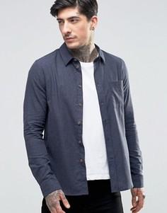 Рубашка Another Influence - Темно-синий