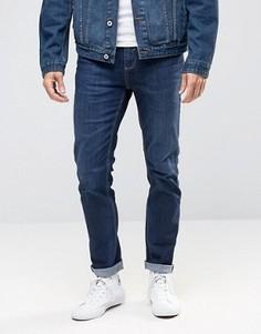 Темные джинсы слим Selected Homme - Синий