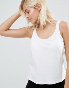 Топ Heidi Klum - Белый