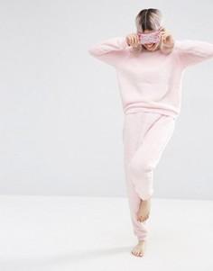 Мягкая пижама ASOS - Розовый