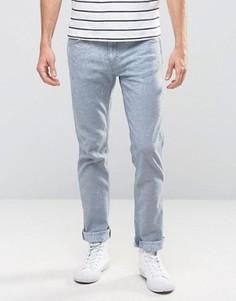 Синие узкие джинсы Levis Line 8 511 - Темно-синий