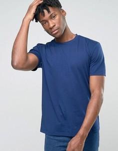Хлопковая футболка Bethnals Angela - Темно-синий