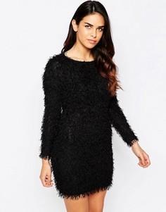 Платье-джемпер AX Paris - Черный