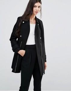 Строгая куртка Minimum Maneth - Черный