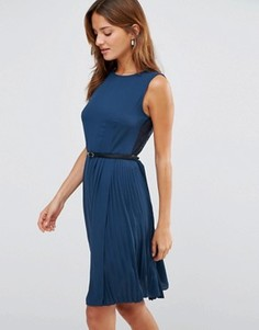 Платье в полоску Lavand - Синий