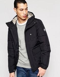 Пальто Puffa Caney Amsterdam - Черный