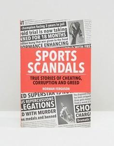 Книга Sports Scandal - Мульти Books