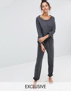 Пижамные леггинсы Lazy Days - Серый