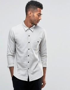 Фактурная рубашка Another Influence - Серый