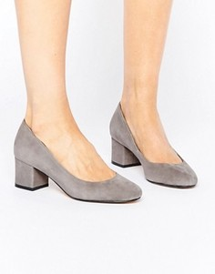 Туфли на среднем каблуке Dune Ariane - Серый