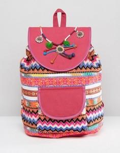 Рюкзак с ярким принтом Glamorous - Мульти