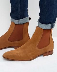 Замшевые ботинки челси ALDO Biondi - Рыжий