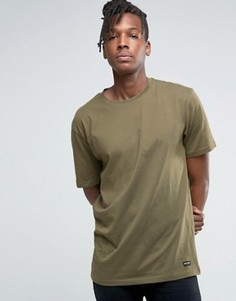 Oversize-футболка Only & Sons - Зеленый