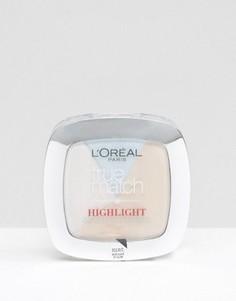 Пудра-иллюминатор LOreal Paris True Match - Кремовый Loreal